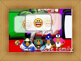 foto family nose